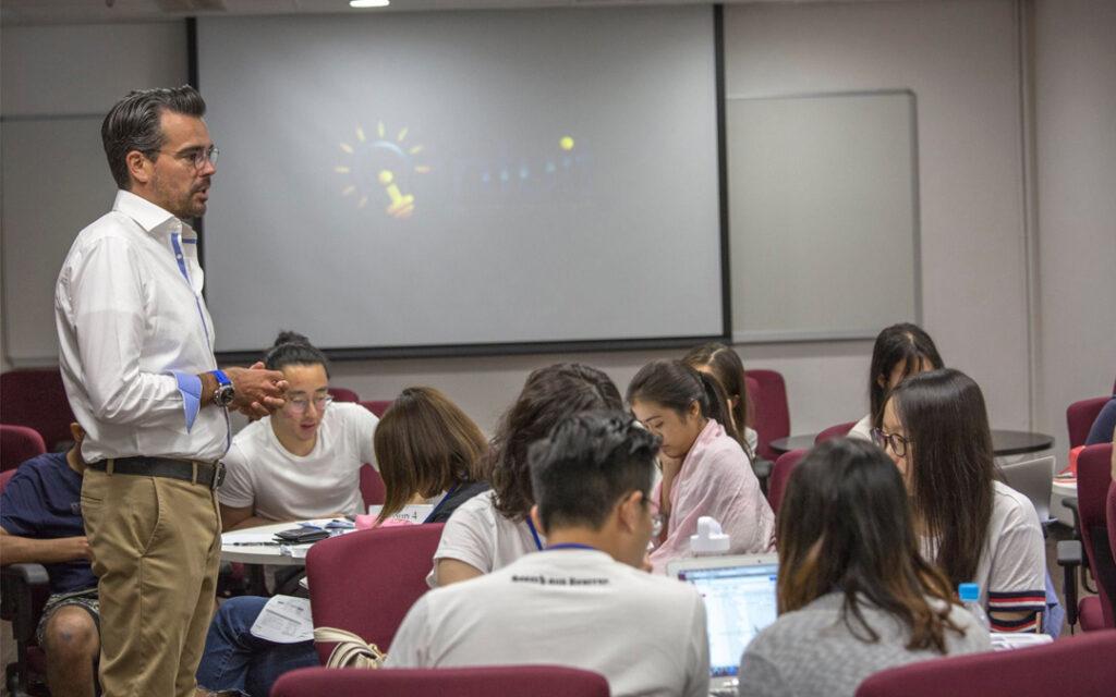 HKU Business Consulting Practicum 2018