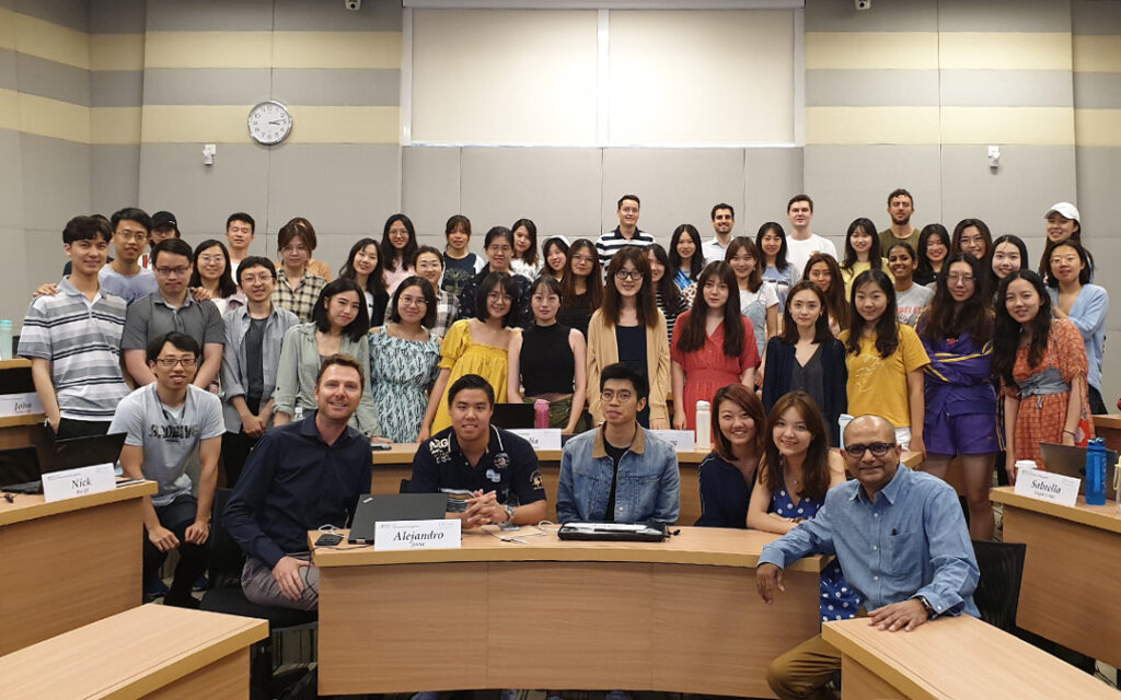HKUST Guest Lecture 2019